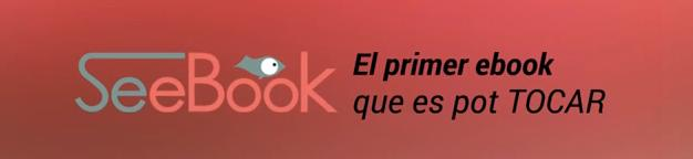 SeeBook, l'ebook que es pot tocar